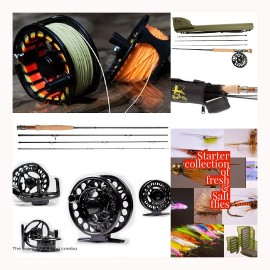 For The complete fly fisher Every Fly Fishing Combo