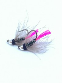 Tungsten Jig CDC Pink Butt