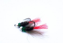 Tungsten Jig Tactical Red Tag