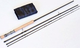 Saltwater,Fresh, Discovery Windtalker A-Helix  fly rod #8