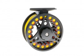 Aluminium Cast Fully Loaded Fly Reel with line of your choice  7/8/9