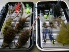 The Essential Australian Bass  Fly Selection