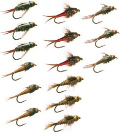 Bead Head Nymph Collection