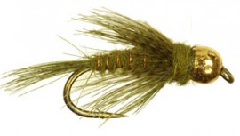 Bead Head Caddis