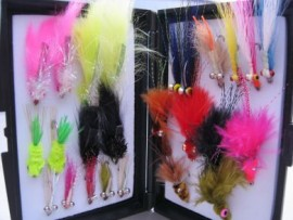The Bream Killer Collection 30 Flies