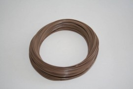 Discovery Intermediat Fly Line Welded Xtra-Strength Streamlined Loops