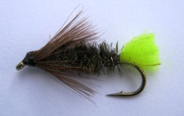 Stick Caddis Hot Butt