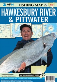 Hawkesbury River & Pittwater  map 29