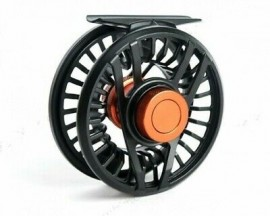 Discovery Light,Waterproof, Fly Reel Fully Loaded- Backing,Fly line,Leader