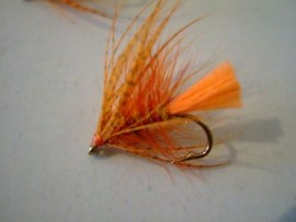 Loch Style Fishing The Orange Bumble