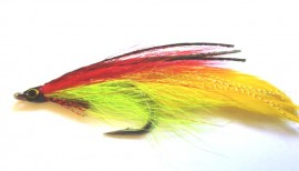 Deceiver Red/Chartreuse