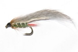 Olive Rabbit Fly NZ