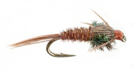 Pheasant Tail Weighted Nymph