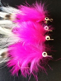 THE THINGS NOW IN 5 COLOURS SALTWATER FLY FISHING FLIES