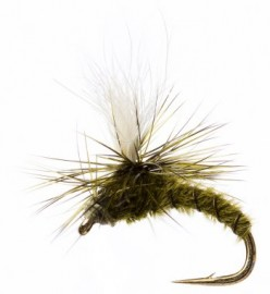 Terrys Olive Emerger